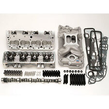 Edelbrock 2098 RPM Power Package Top End Kit 1957-86 Small Block Chevy 327-350