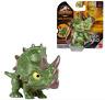 "Jurassic World TRICCERATOPS Snap Squad Action Figure 3"" / 7.5 cm Mattel"