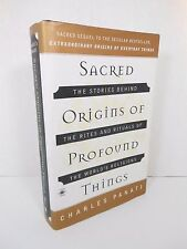 Sacred Origins of Profound Things by Charles Panati