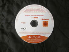 PS3 : HUNTED : THE DEMON'S FORGE -  ITA ! Solo disco !