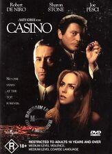 CASINO : NEW DVD