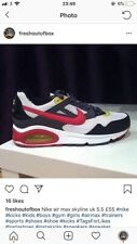 Nike Air Max Skyline Trainers Shoes Black Genuine Brand New