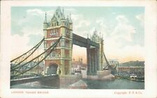 Tower bridge; 1
