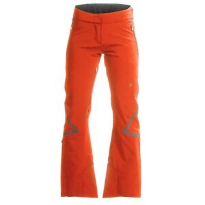 """NEW $425 SPYDER WOMEN'S SKI/SNOW """"ECHO"""" TAILORED INSULATED PANTS 4-R"""