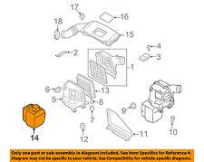 SUBARU OEM 05-14 Legacy Air Cleaner Intake-Resonator Duct Tube Hose 46043AG00A