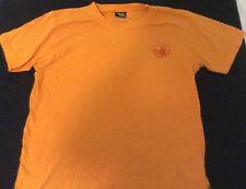 VTG Body Glove Men's Skate Original 90s Surfboards Surf Wear T-Shirt Sz.S Orange