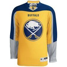 Buffalo Sabres Reebok Premier Replica Alternate Hockey Jersey - Large