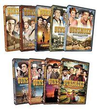 Gunsmoke Complete DVD Set Collection Season 1-5 Episodes Lot Series TV Show Box