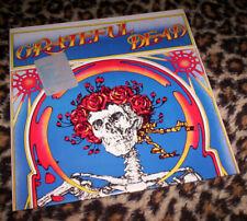 GRATEFUL DEAD ~ S/T. Orig UK 1971 vinyl dbl live LP. M-.