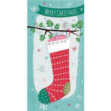 Tarjeta de Navidad (SINGLE) - Dinero Cartera-Stocking