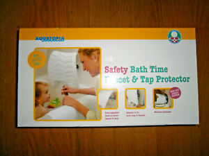 Aquatopia~SAFETY Bath Time Faucet & Tap Protector~Durable Neoprene~Brand New!!