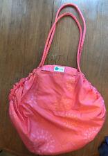 Chic Tots Blanket Bag Cozy Blanket Bag Pink Orange Yellow Shoulder Bag/Blanket
