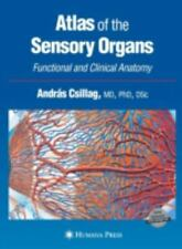 Atlas of the Sensory Organs: Functional and Clinical Anatomy, Anatomy, Neuroscie