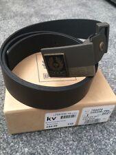 BELSTAFF Cintura Cintura in Pelle 100%. elegante Cintura in pelle BELSTAFF nuovo con etichetta UNISEX