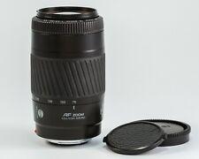 **CLEAN**  Minolta 75-300mm f4.5-5.6 AF zoom lens with Minolta A mount