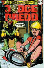Judge DREDD # 29 (John Cooper, Brett Ewins) (Eagle Comics USA, 1986)