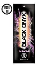 Power Tan Black Onyx HOT Tingle Tanning Sunbed Lotion Cream Accelerator Sachets