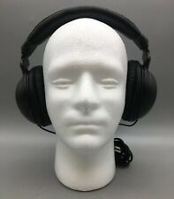 Sony MDR-CD550 Digital Reference Headphones Tested New Ear Pads - B35