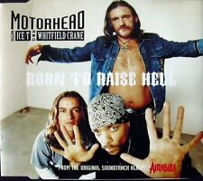 Motorhead with Ice-T And Whitfield Crane - Born To Raise Hell - CD