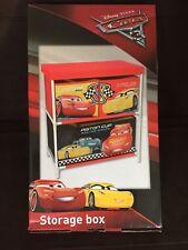 Disney Pixar Cars Toys Storage Box