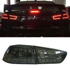For Mitsubishi Lancer Exceed 2008-2013 Year LED Rear Tail Lights Assembly Smoke