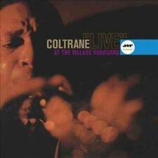 John Coltrane Vanguard Vinyl Records