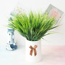 Artificial Spring Grass Flower Outdoor Garden Decor BUY2GET3FREE