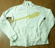 NIKE zipper track jacket Old-School lettering youth lrg retro 12-14 throwback