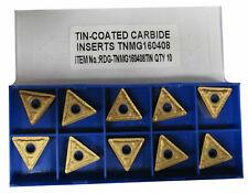 RDGTOOLS TNMG 16 CARBIDE INSERTS P25 GRADE