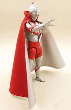 MY-C-SHF: FIGLot fabric cape w/ metal chain for Bandai SHF Ultraman Figure