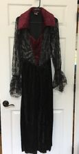 In Character Women's Adult Vampire Costume Size M Halloween Theater
