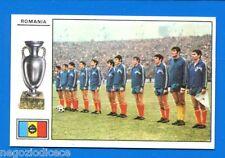 CALCIATORI PANINI 1971-72 - Figurina-Sticker - ROMANIA - NAZIONALI-Rec