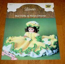 Dumplin Designs: Laura Bed Dolls & Sweet Dreams Crochet Book #Bd502 - Guc