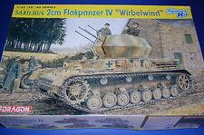 """Dragon 6540 - Sd.Kfz.161/4 2cm Flakpanzer IV """"Wirbelwind"""" scala 1/35"""