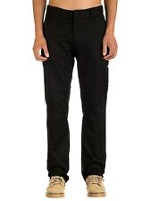 Brixton Union Chino Pant Trousers Loose Fit Ridgid Classic Black 32W 32L BNWT
