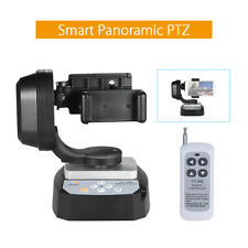 YT-500 Remote Control Pan Tilt Auto Rotating Head PTZ Mount For Xiaomi Gopro 5 6