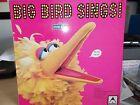SESAME STREET - BIG BIRD SINGS - OZ 14 TRK VINYL LP -