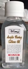 WamiQ Acrylic Silicon Oil for Paint-Pouring and Cell Creation 80 ml 100% Pure