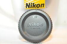 Nikon Bf-1B body Dust cap Genuine for Nikon F mount cameras Film or Digital