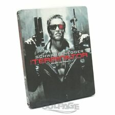 Terminator [Steelbook] [Blu Ray] NEU / sealed