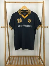 RARE Abercrombie & Fitch Men's #20 Muscle Rugby Soccer Jersey T-Shirt Size XL