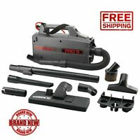 New Oreck Canister Vacuum XL Cleaner Handheld Attachments Super Black Hose BB