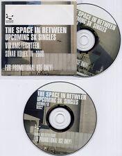 Space In Between #18 German 20-trk 2 x promo CD Sonar Kollektiv Black Seeds