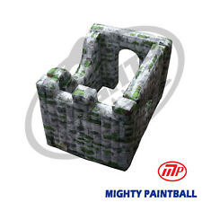Mighty Paintball Air Bunker (Inflatable Bunker) - Square Shape (Mp-Sb-Wp13)