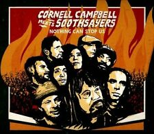 Nothing Can Stop Us Digipak Cornell Campbell / Soothsayers New Sealed Reggae