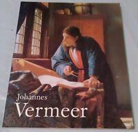 Johannes Vermeer (1995, Paperback) Ben Broos Arthur Wheelock PB Hague Art Book