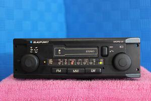 Blaupunkt Madrid 23 Vintage Classic 1980s Radio/Cassette player BMW VW Rare