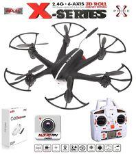 Drone MJX X600-C ESACOTTERO AUTO-RITORNO RC 2,4 Ghz LCD CON REAL CAMERA