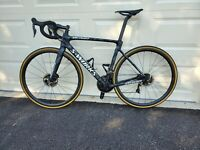 2020 Specialized S-Works Roubaix Team RARE Black Camo Full Bike
