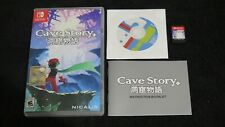 SWITCH : CAVE STORY + - Completo! Include Soundtrack! CONSEGNA IN 24/48H !
